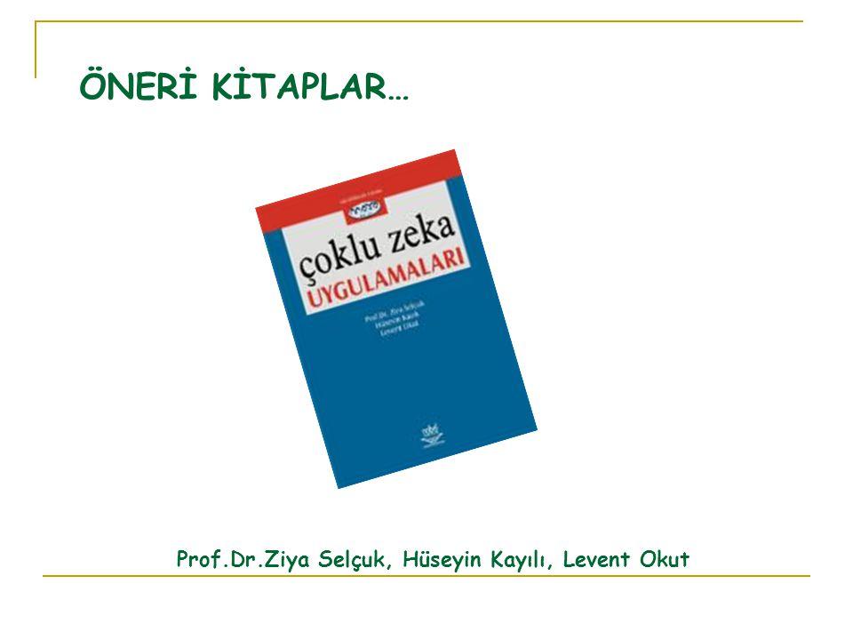 Prof.Dr.Ziya Selçuk, Hüseyin Kayılı, Levent Okut