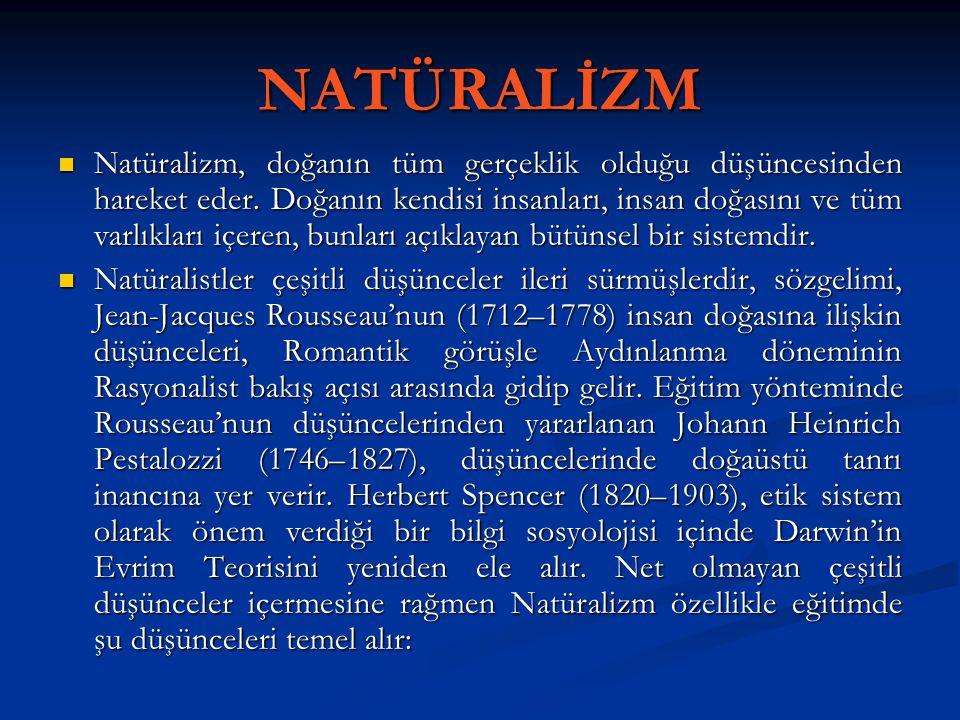 NATÜRALİZM