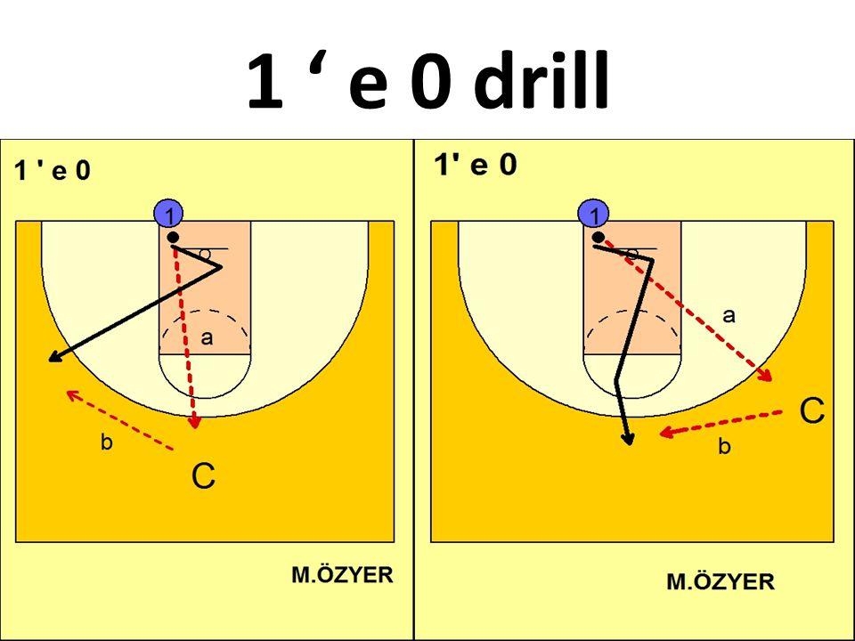 1 ' e 0 drill
