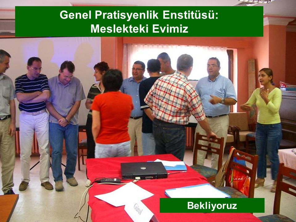 Genel Pratisyenlik Enstitüsü: