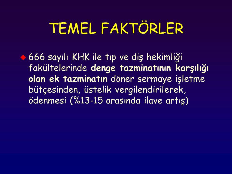 TEMEL FAKTÖRLER