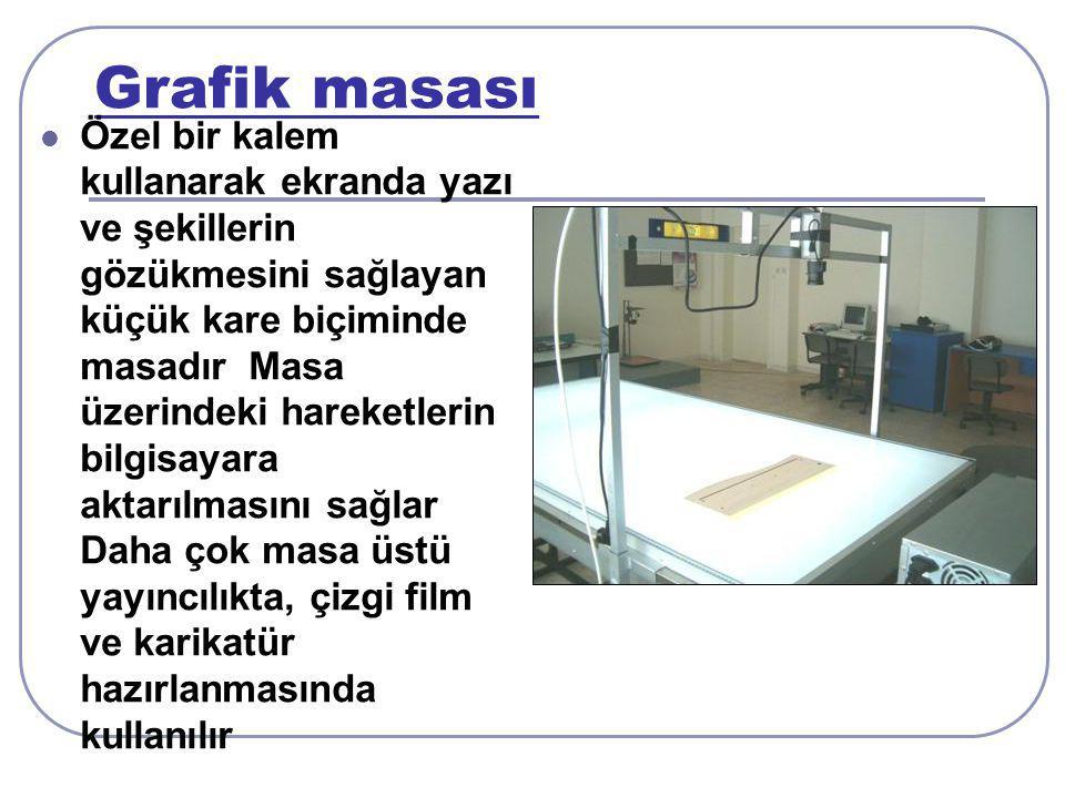 Grafik masası