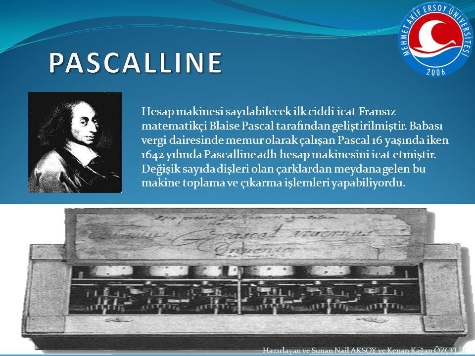 PASCALLINE