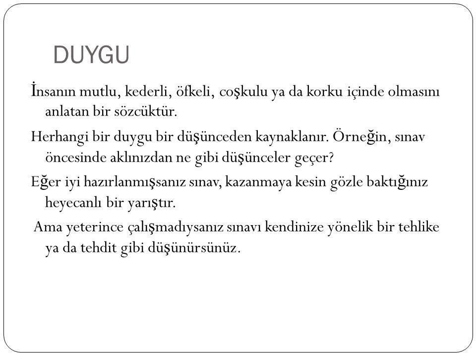 DUYGU