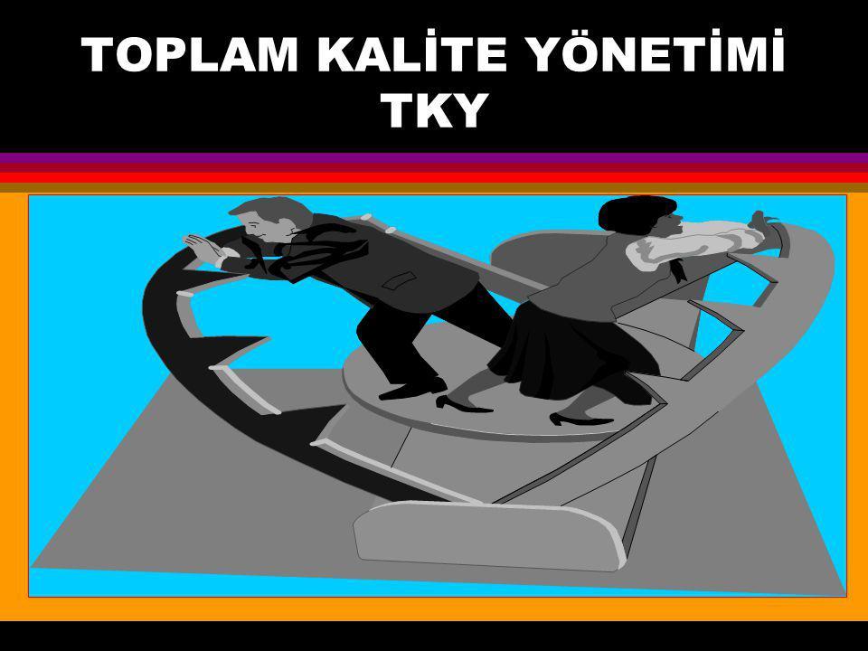 TOPLAM KALİTE YÖNETİMİ TKY