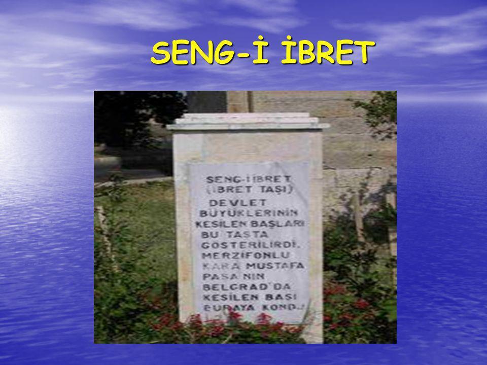 SENG-İ İBRET