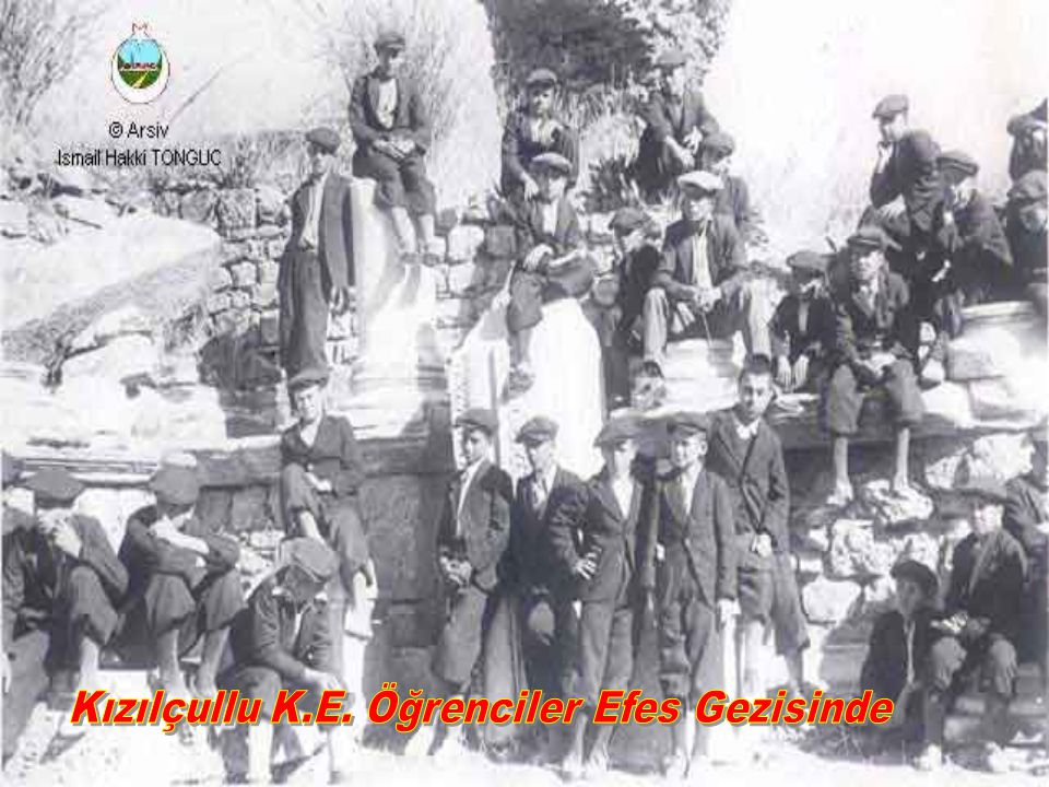 Kızılçullu K.E. Öğrenciler Efes Gezisinde