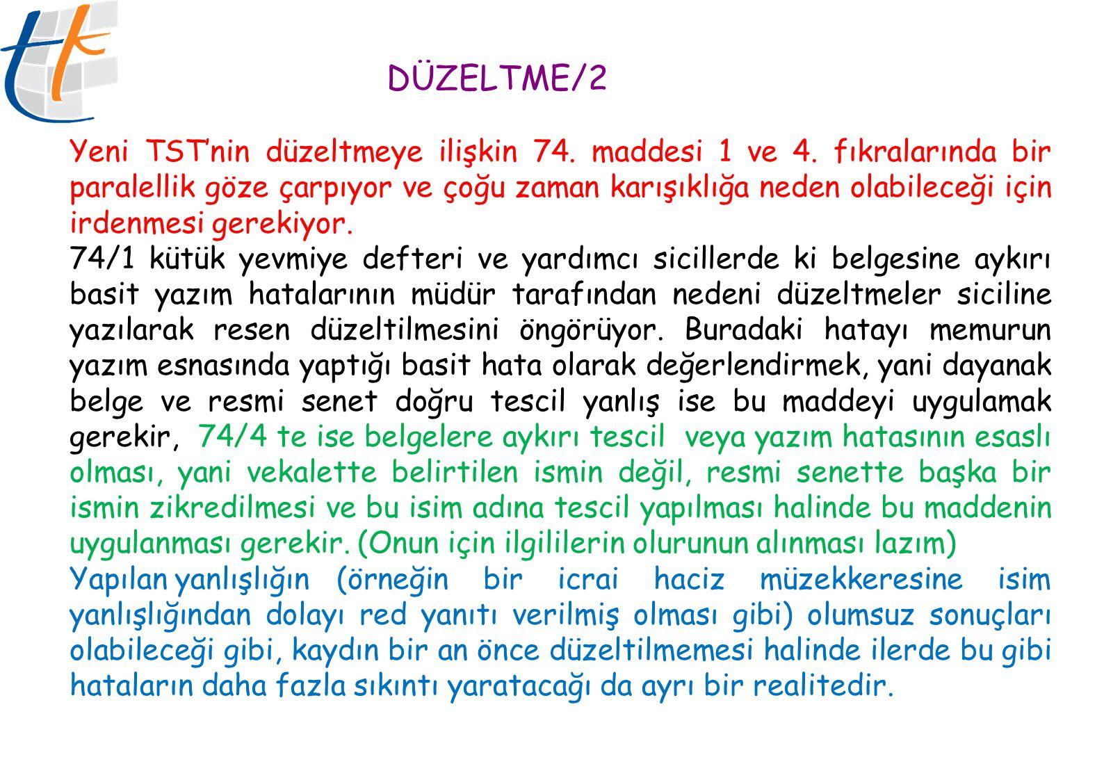 DÜZELTME/2