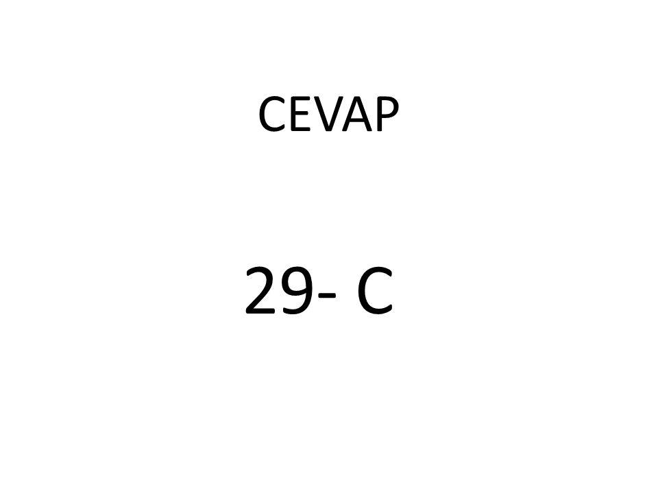 CEVAP 29- C