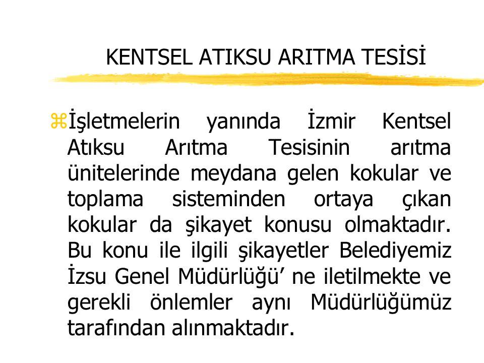 KENTSEL ATIKSU ARITMA TESİSİ