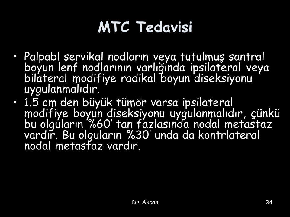 MTC Tedavisi