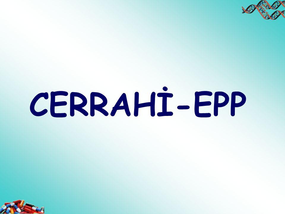 CERRAHİ-EPP