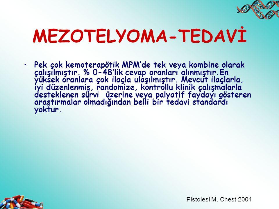 MEZOTELYOMA-TEDAVİ