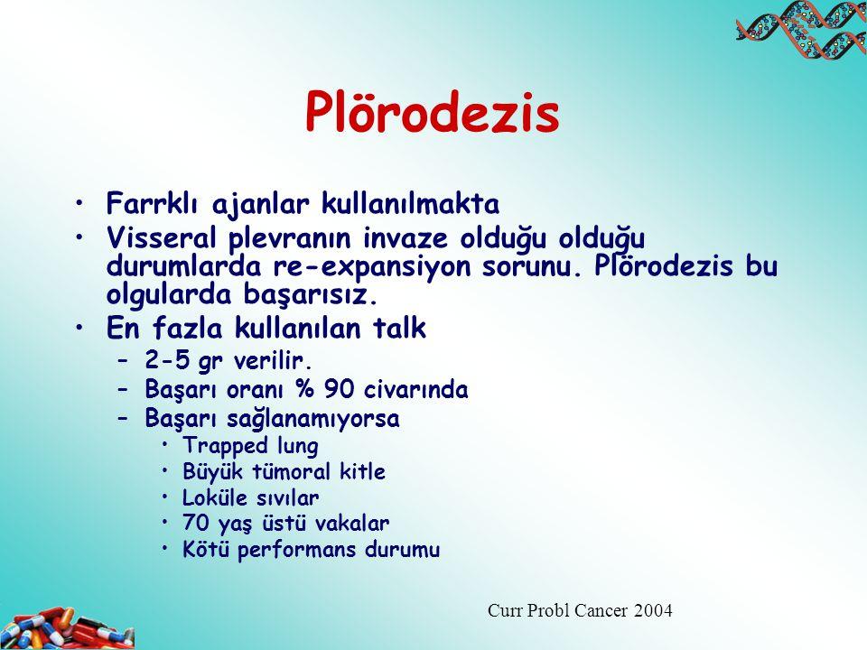Plörodezis Farrklı ajanlar kullanılmakta