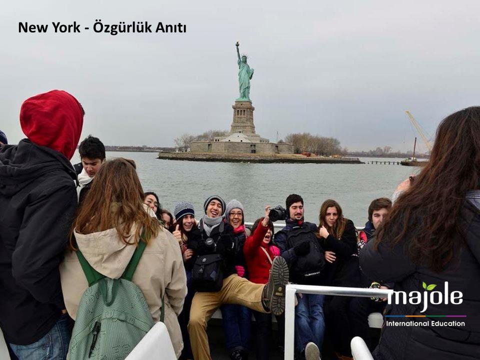 New York - Özgürlük Anıtı