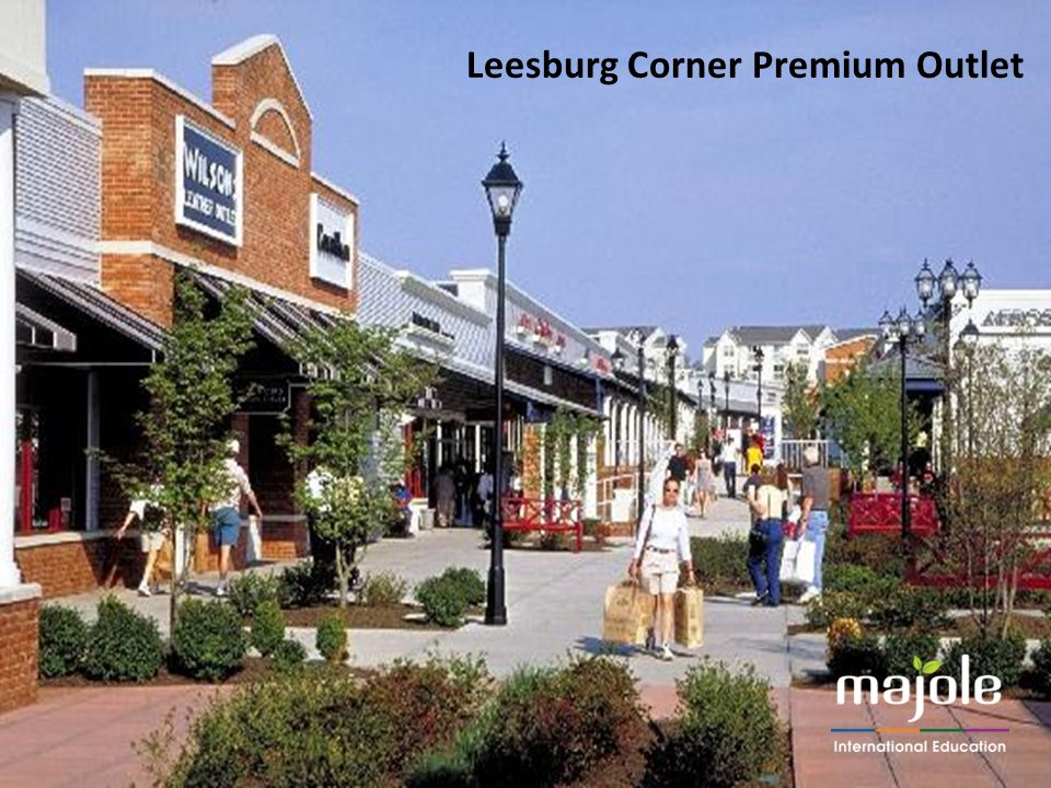 Leesburg Corner Premium Outlet