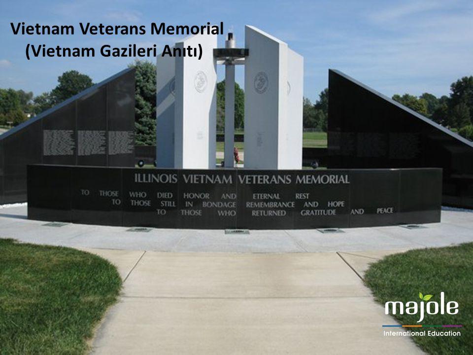 (Vietnam Gazileri Anıtı)
