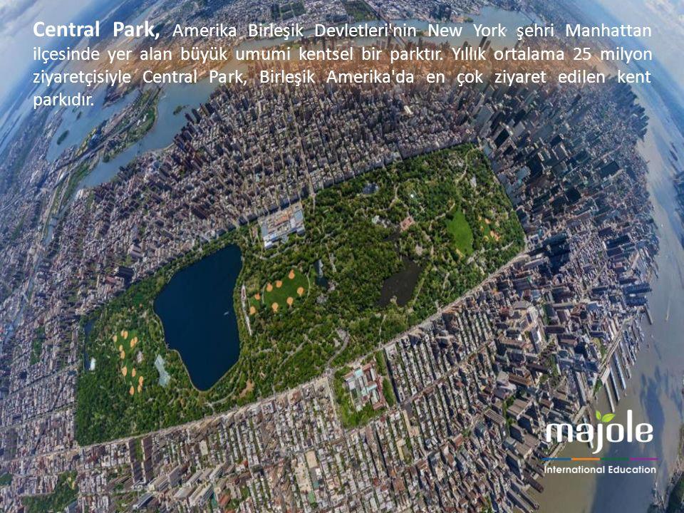 Central Park, Amerika Birleşik Devletleri nin New York şehri Manhattan ilçesinde yer alan büyük umumi kentsel bir parktır.
