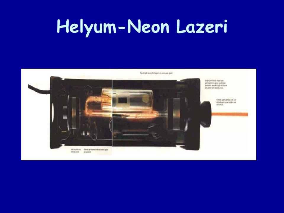 Helyum-Neon Lazeri