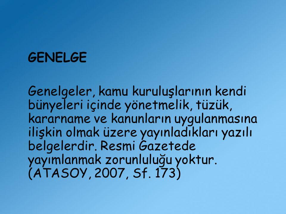 GENELGE