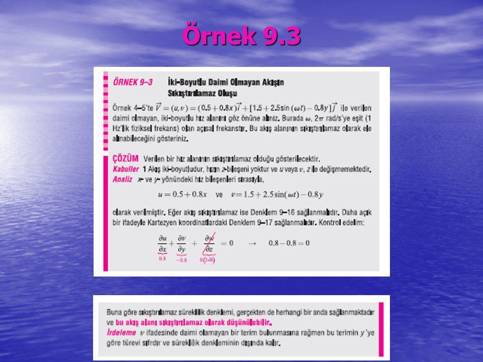 Örnek 9.3