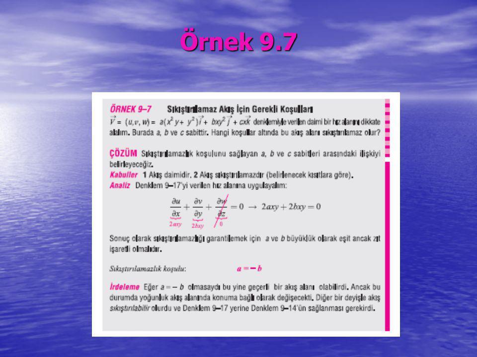 Örnek 9.7