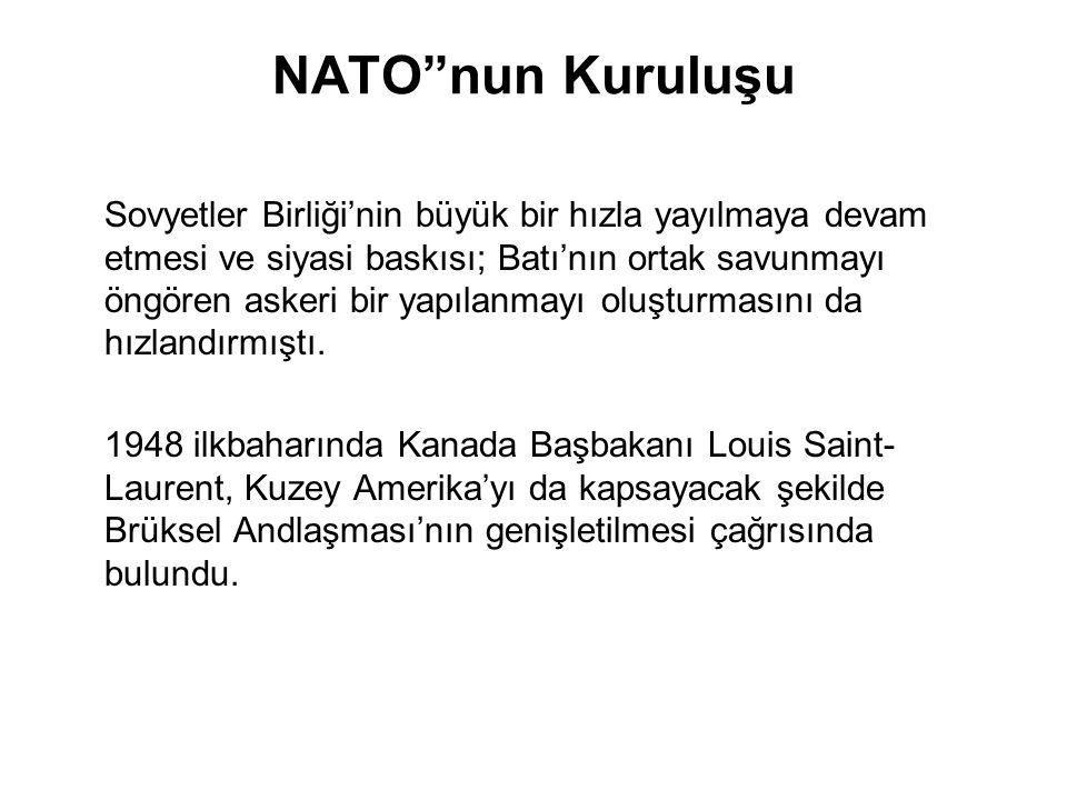 NATO nun Kuruluşu