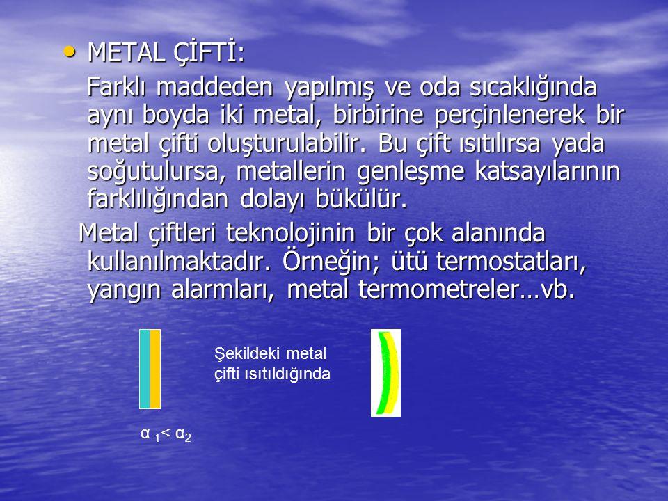 METAL ÇİFTİ: