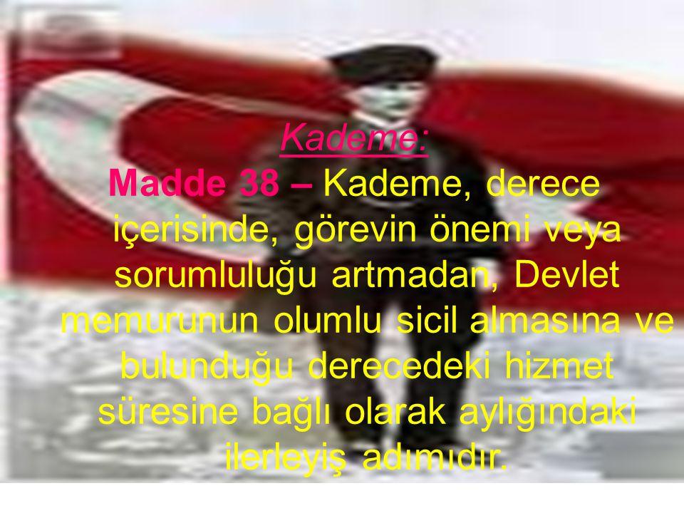 Kademe: