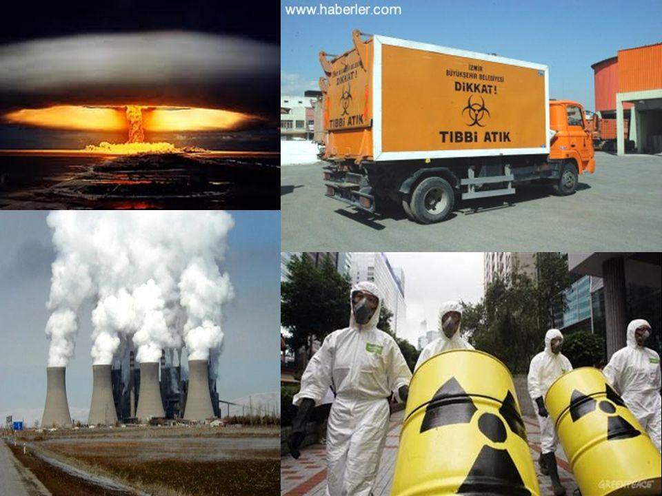 Radyoaktif atIğIn oluşumu
