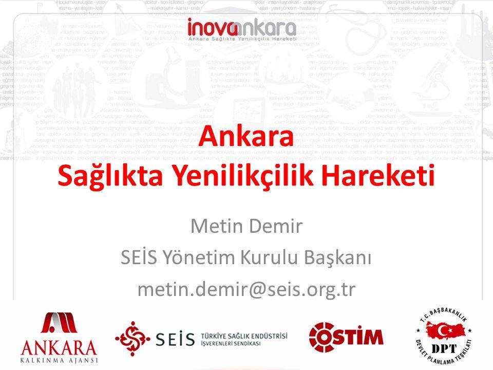 Ankara Sağlıkta Yenilikçilik Hareketi