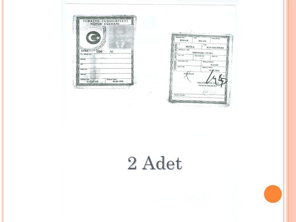 2 Adet