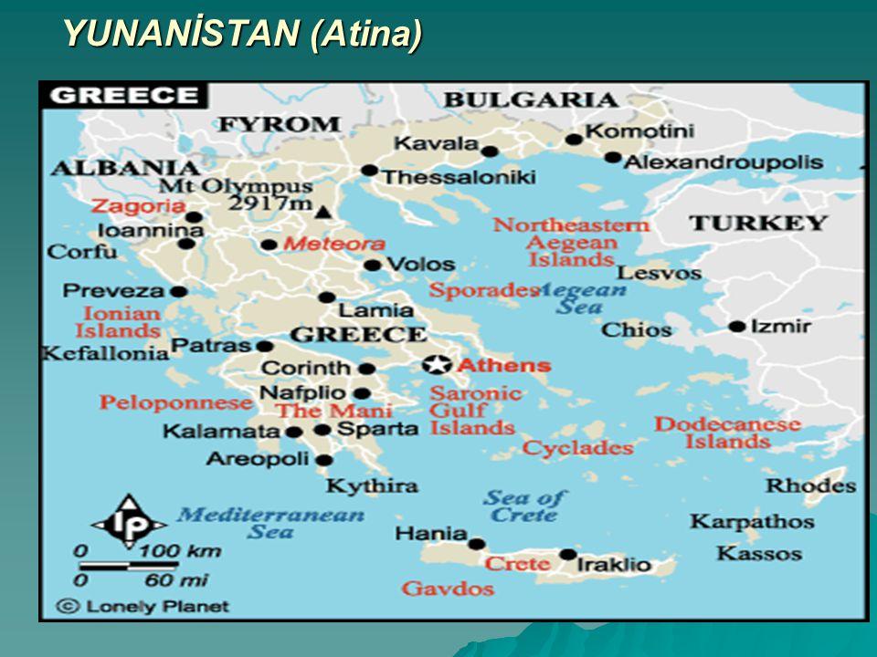 YUNANİSTAN (Atina)