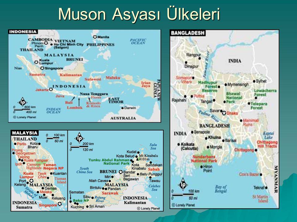 Muson Asyası Ülkeleri