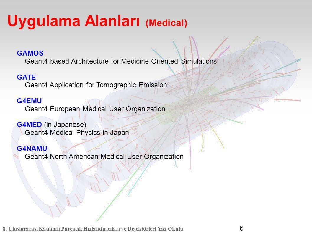 Uygulama Alanları (Medical)