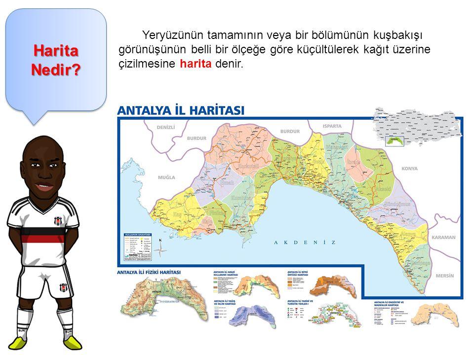 Harita Nedir