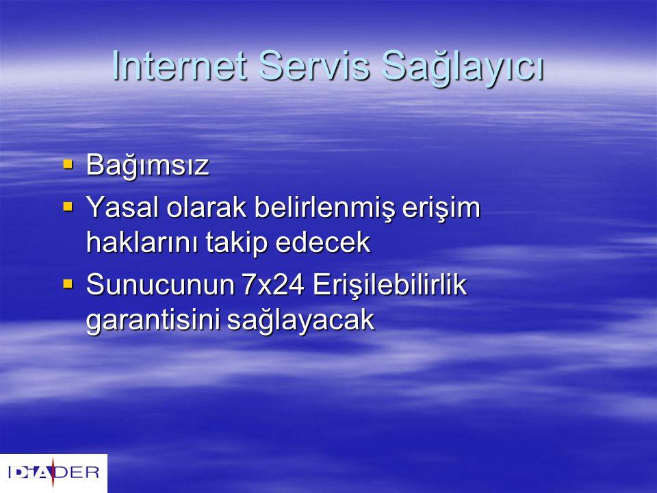 Internet Servis Sağlayıcı