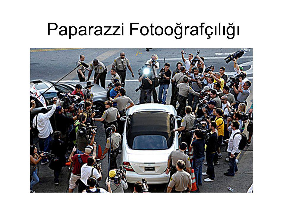 Paparazzi Fotooğrafçılığı