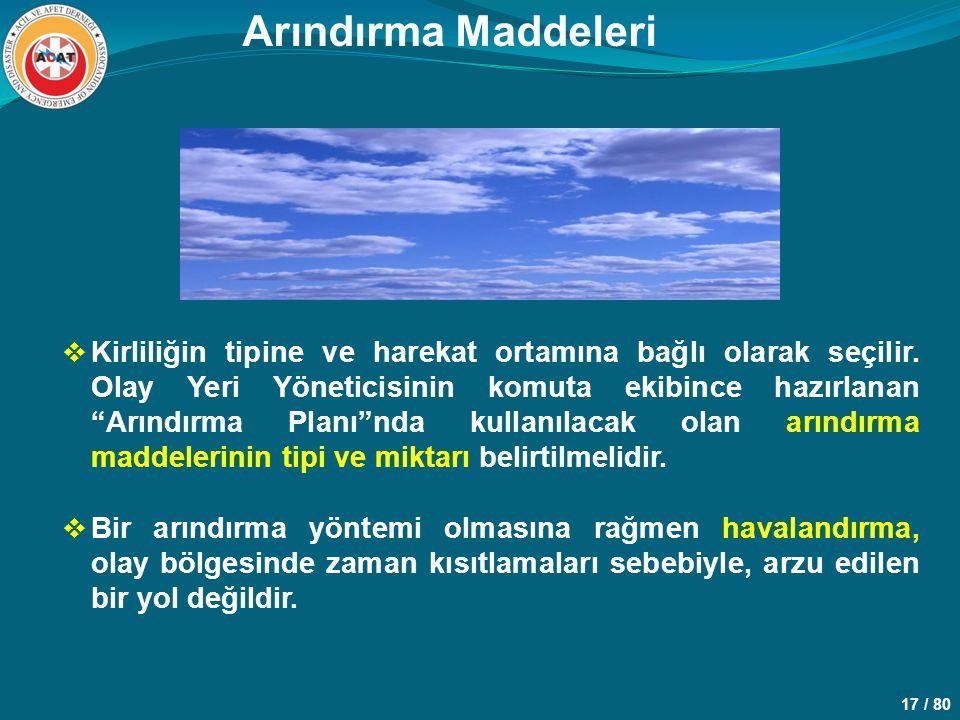 Arındırma Maddeleri