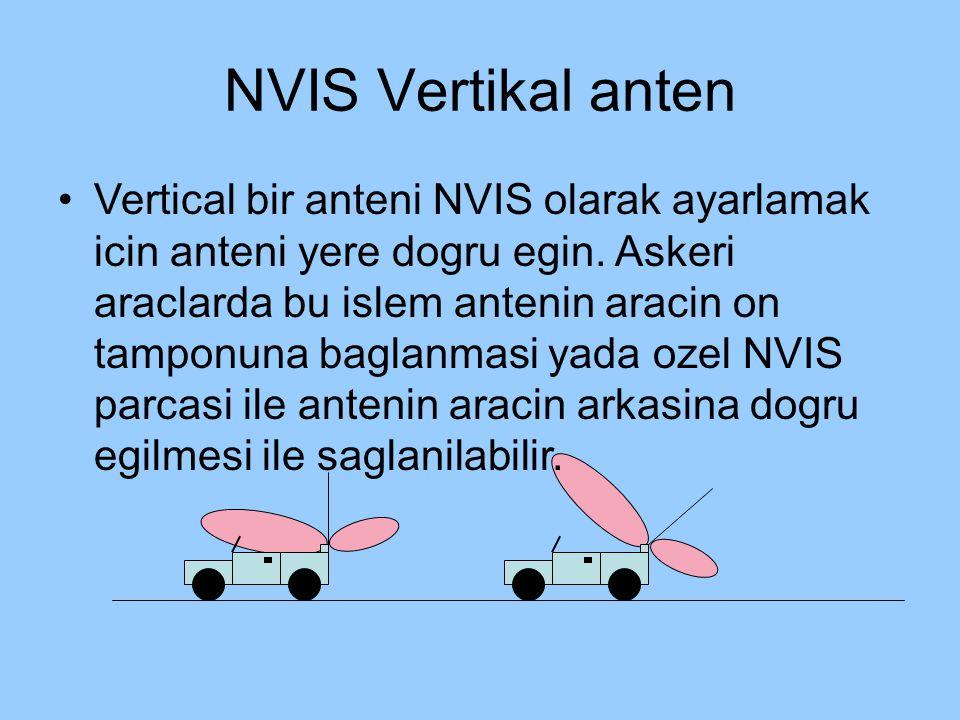 NVIS Vertikal anten