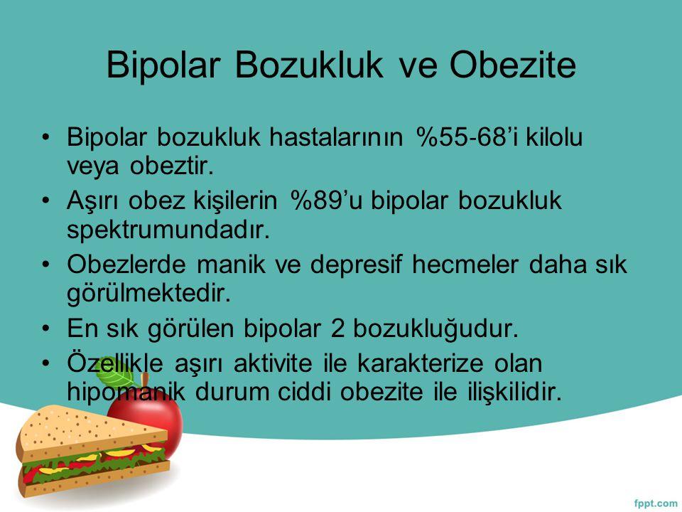 Bipolar Bozukluk ve Obezite