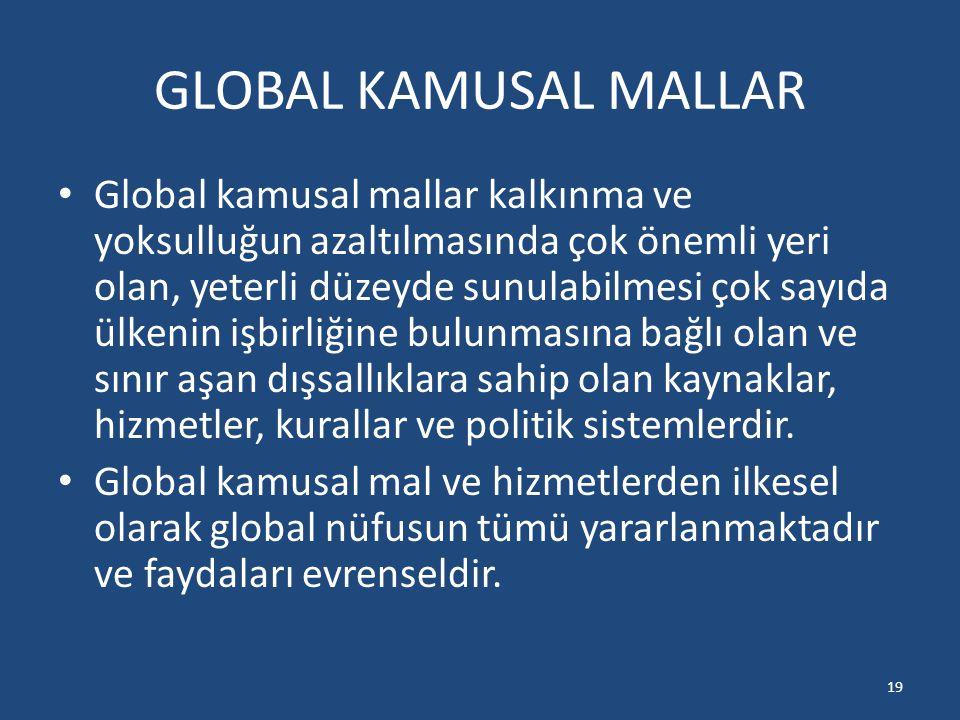 GLOBAL KAMUSAL MALLAR