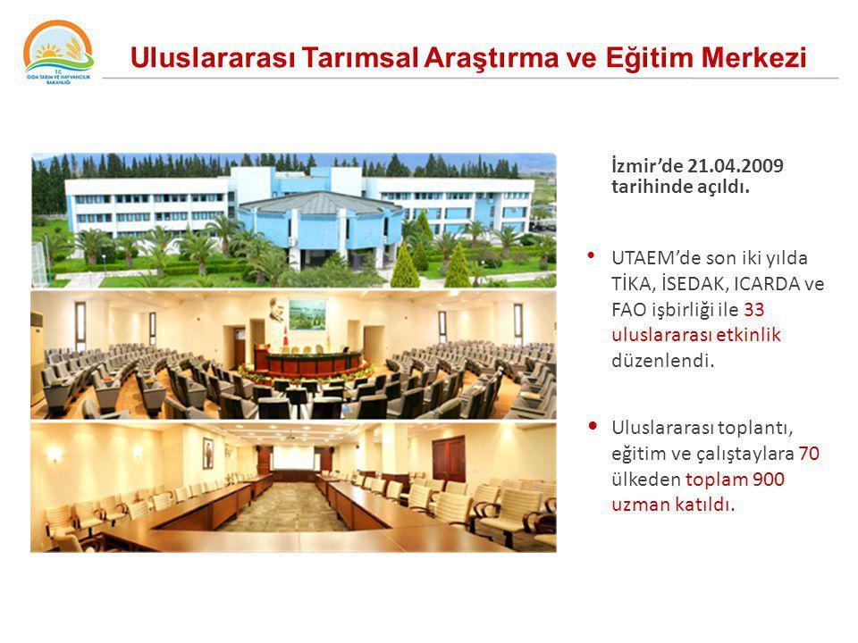 Uluslararası Tarımsal Araştırma ve Eğitim Merkezi