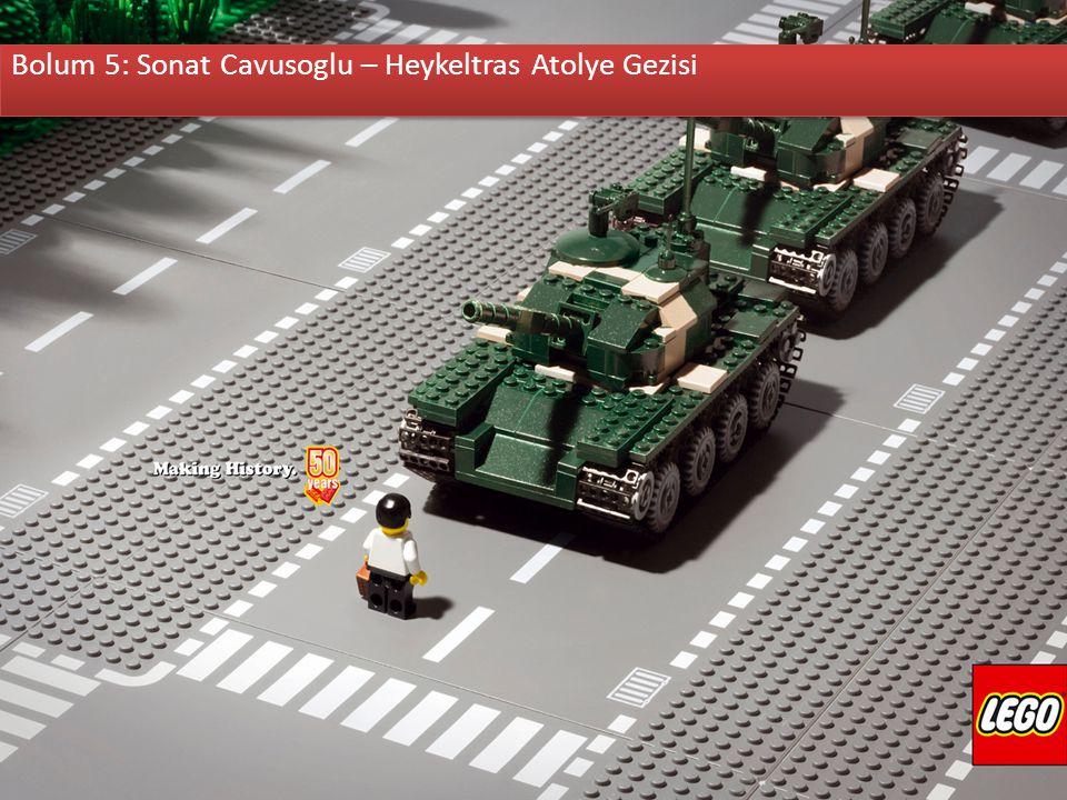 Bolum 5: Sonat Cavusoglu – Heykeltras Atolye Gezisi