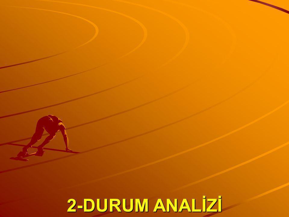 2-DURUM ANALİZİ