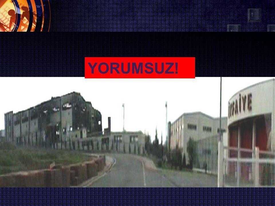 YORUMSUZ!