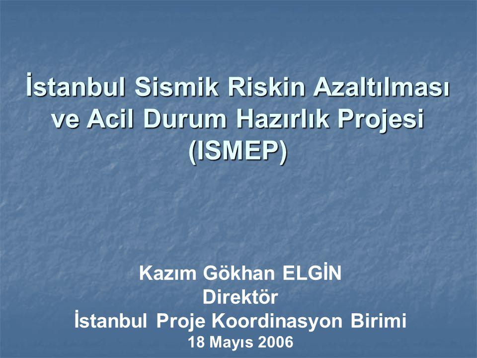 İstanbul Sismik Riskin Azaltılması ve Acil Durum Hazırlık Projesi