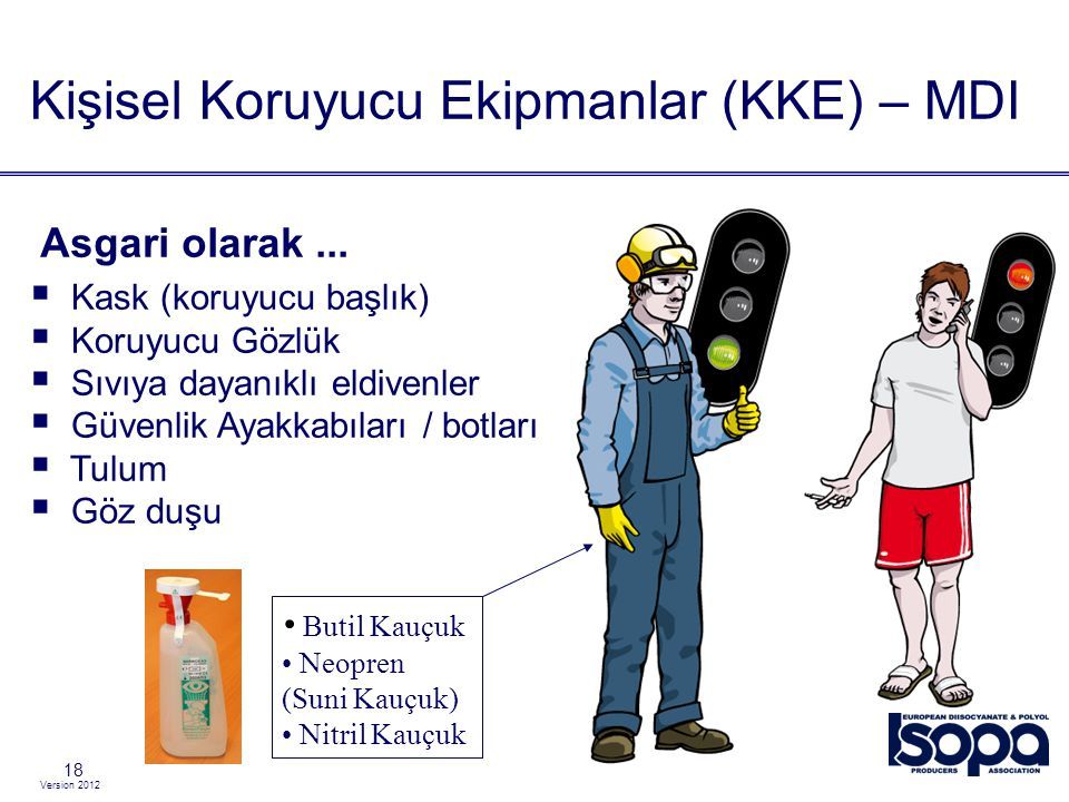 Kişisel Koruyucu Ekipmanlar (KKE) – MDI