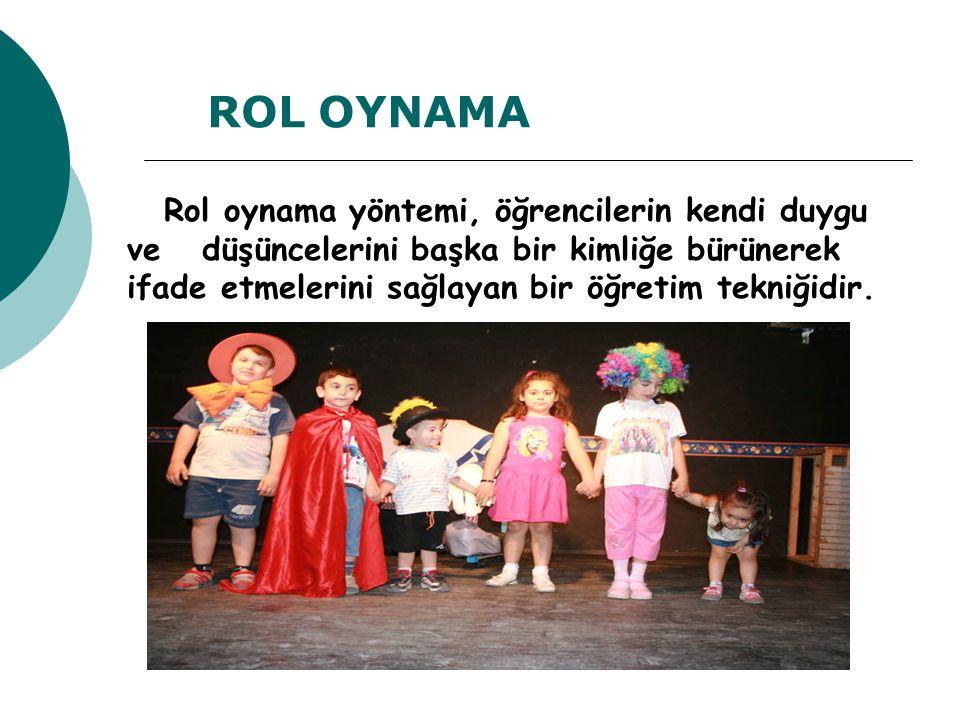 ROL OYNAMA