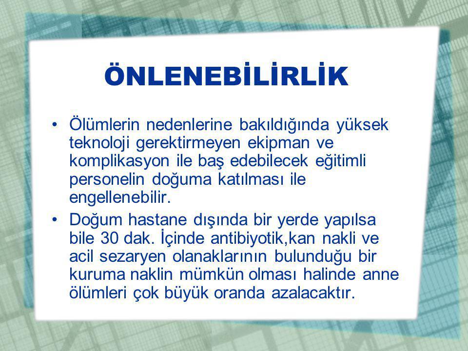 ÖNLENEBİLİRLİK
